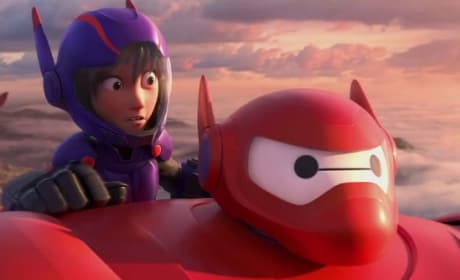 Big Hero 6 Trailer: On Top of the World!