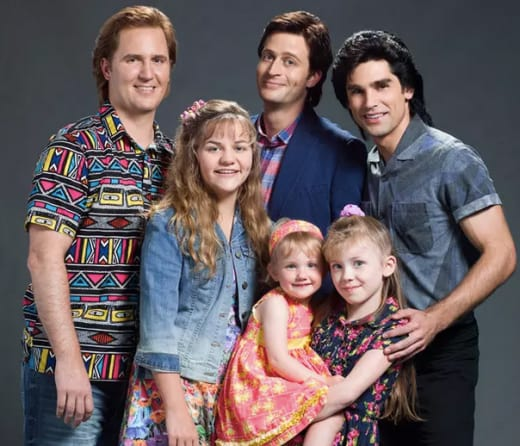 Lifetime's Full House Cast