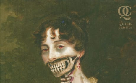 Natalie Portman's Pride and Prejudice and Zombies!