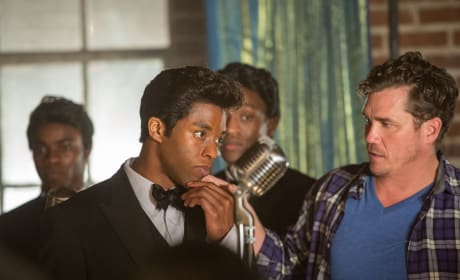 Get On Up Chadwick Boseman Tate Taylor
