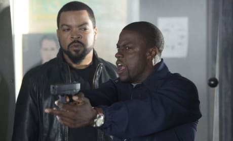 "Ride Along: Kevin Hart Dishes Living The ""Dream"""
