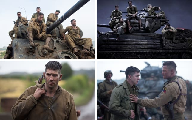 Cast of fury