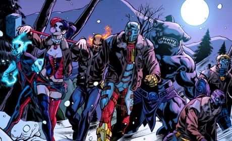 Suicide Squad Cast Revealed: Jared Leto Is The Joker!