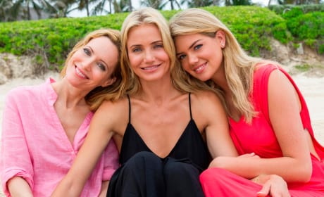 Kate Upton Cameron Diaz Leslie Mann The Other Woman
