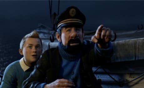 The Adventures of Tintin: New Still