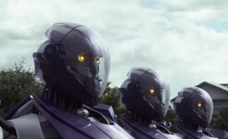 X-Men: Days of Future Past Sentinels