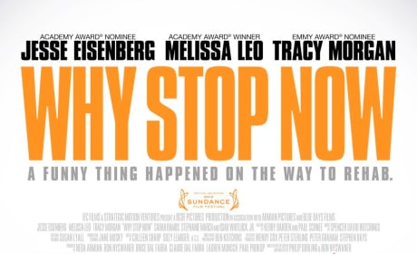 Why Stop Now Exclusive Giveaway: Win A Code to Watch the Film Online for Free!