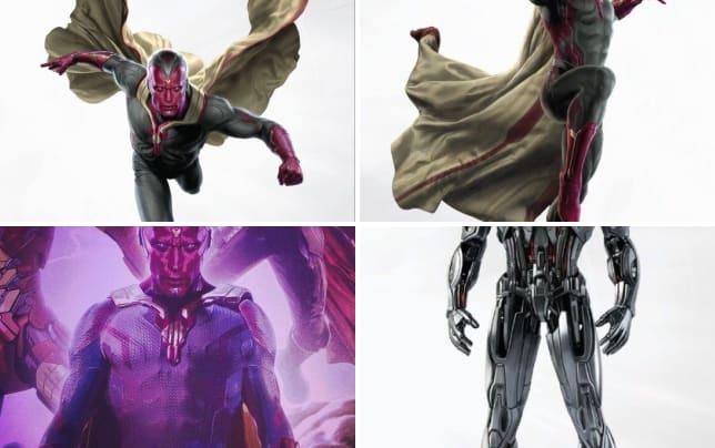 Avengers age of ultron promo art vision