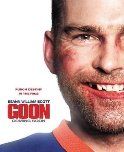 Seann William Scott in Goon