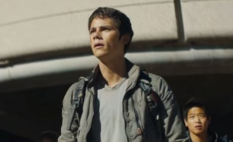 Dylan O'Brien Maze Runner: The Scorch Trials Photo