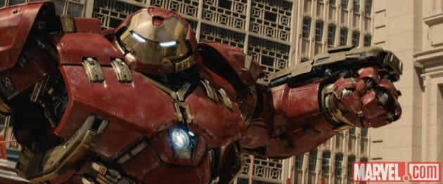 Avengers Age of Ultron Hulkbuster Armor Photo