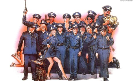 Get Ready to Go Back to Police Academy