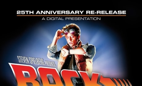 Back to the Future Gets New Poster for UK Re-Release!