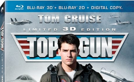 Top Gun Blu-Ray 3D Review: Three Dimensional Danger Zone