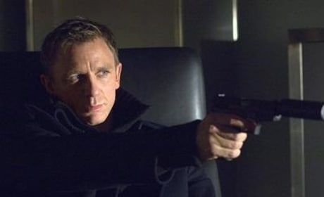 Daniel Craig Speaks on Bond 22 Cast, Story Lines