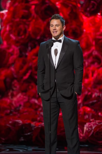 Channing Tatum Oscars