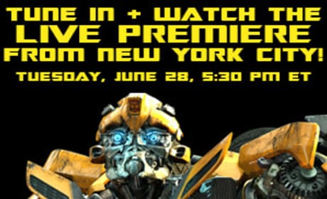 Transformers Dark of the Moon Premiere: Watch it Live