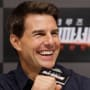 Tom Cruise at Mission Impossible 4 Premiere