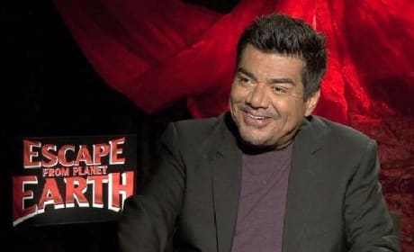 Escape from Planet Earth: George Lopez on Getting Animated