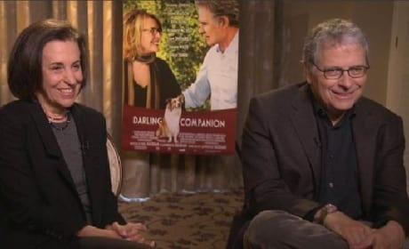 Darling Companion Exclusive: Meg & Lawrence Kasdan's Movie Bliss