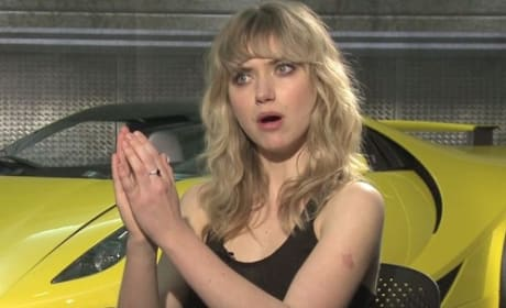 Need for Speed Exclusive: Imogen Poots Interview