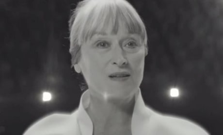 Meryl Streep The Giver