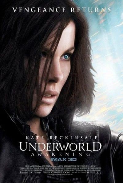 Underworld Awakening IMAX Poster