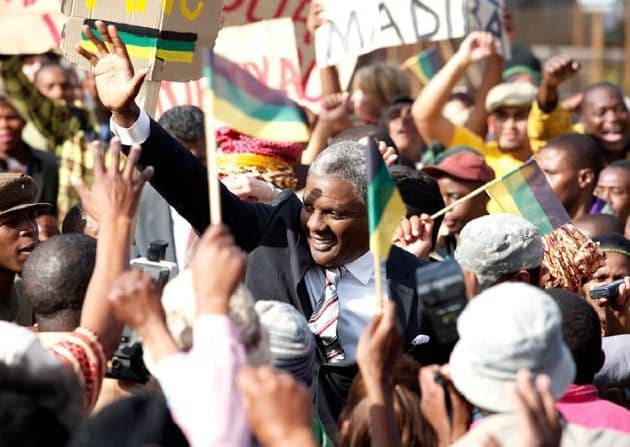 Idris Elba Mandela Long Walk to Freedom