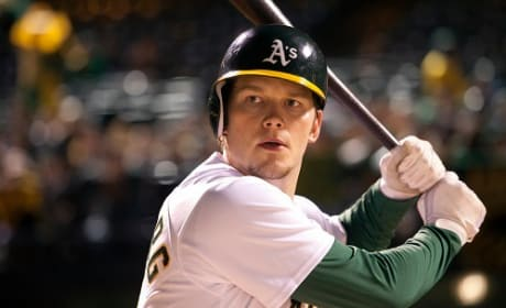 Chris Pratt stars in Moneyball