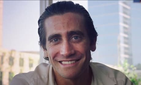 Nightcrawler Red Band Trailer: Jake Gyllenhaal Is Bonkers!