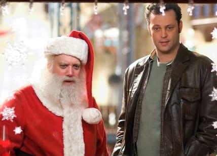 Fred and Santa Claus
