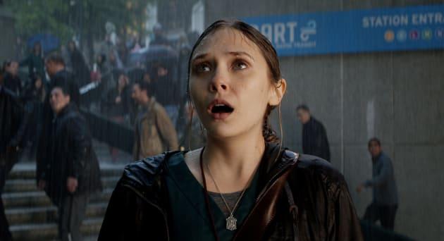 Godzilla Star Elizabeth Olsen