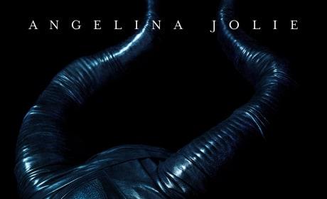 Maleficent Poster: Angelina Jolie is Sleeping Beauty Villain
