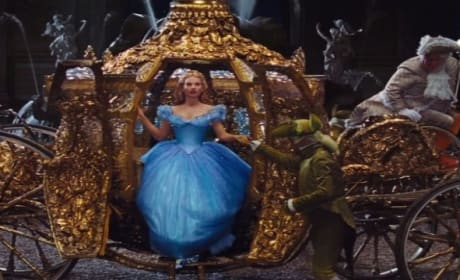 Cinderella Trailer: They're All Looking at You