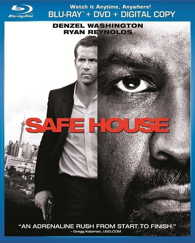 Safe House Blu-Ray