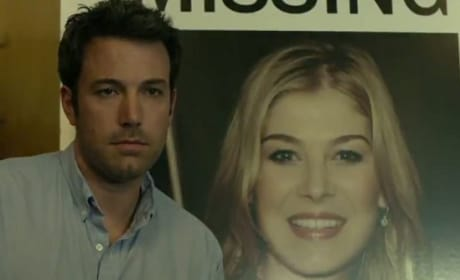 Gone Girl Stars Ben Affleck