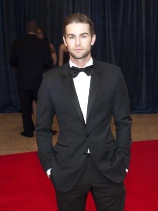 Gossip Girl's Chace Crawford