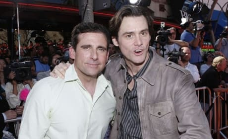 Jim Carey and Steve Carrell Picture