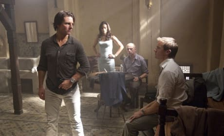 Mission Impossible: Ghost Protocol Releases Two New Photos