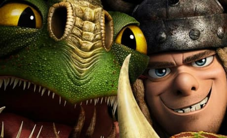 How to Train Your Dragon 2: Ruffnut & Tuffnut Character Poster