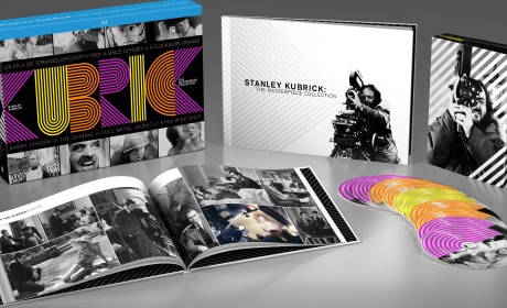The Stanley Kubrick Collection Blu-Ray