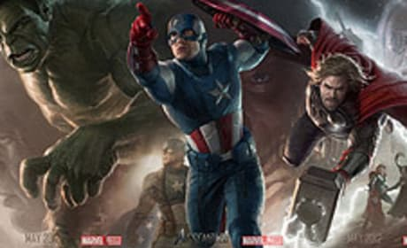Comic-Con: The Avengers Posters Released