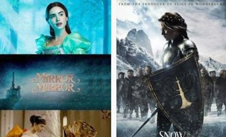 Mirror Mirror vs. Huntsman: Which Snow White Film is Fairest?
