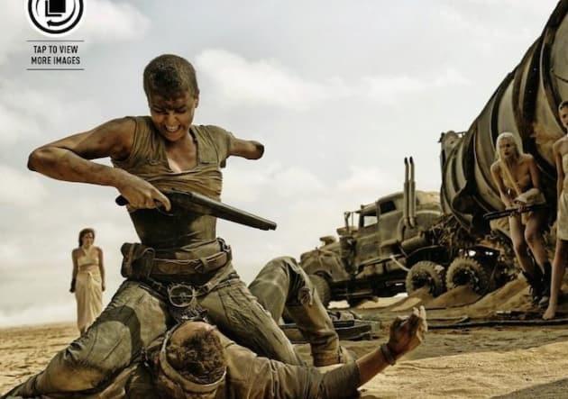 Charlize Theron Mad Max Fury Road Photo