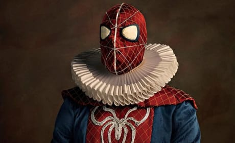 Spider-Man Renaissance Photo