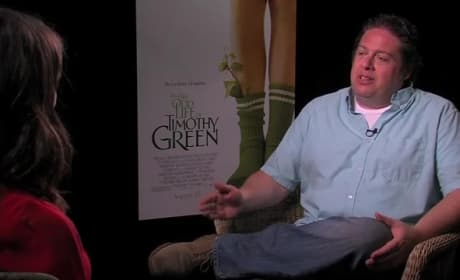 The Odd Life of Timothy Green: Jennifer Garner on Finally Playing Mom