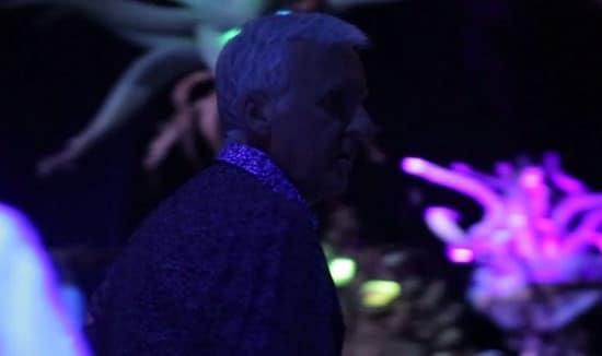 James Cameron Tours Avatar