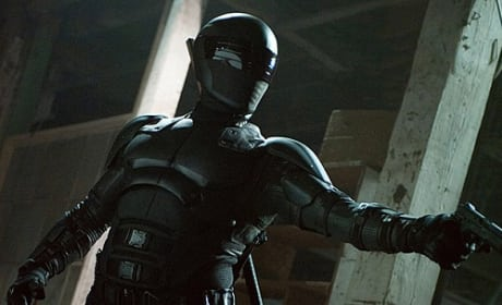 G.I. Joe Retaliation Photo: Snake Eyes Strikes a Pose