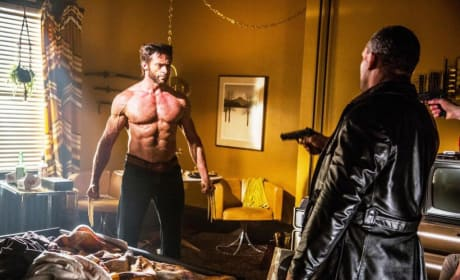 X-Men Days of Future Past Hugh Jackman is Wolverine