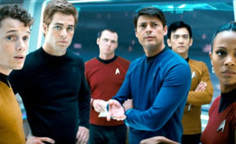 Star Trek 2 Gets a Date